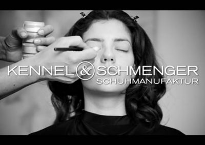 Kennel&Schmenger 2012 autumn/winter: Making of
